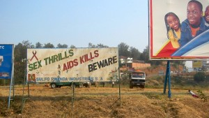AIDS_Kills_sign_in_Rwanda