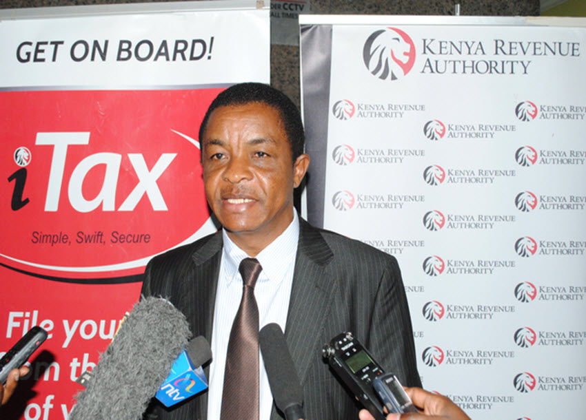 Kenya Revenue Authority collects Sh1.2 trillion revenue in 2015/2016 financial year