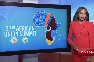 Talk Africa: 27th African Union Summit