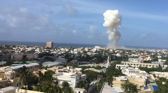 Former MP among suicide bombers who attacked Mogadishu AU base