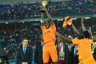 Four-time African Footballer of the Year Yaya Toure retires from Int'l football
