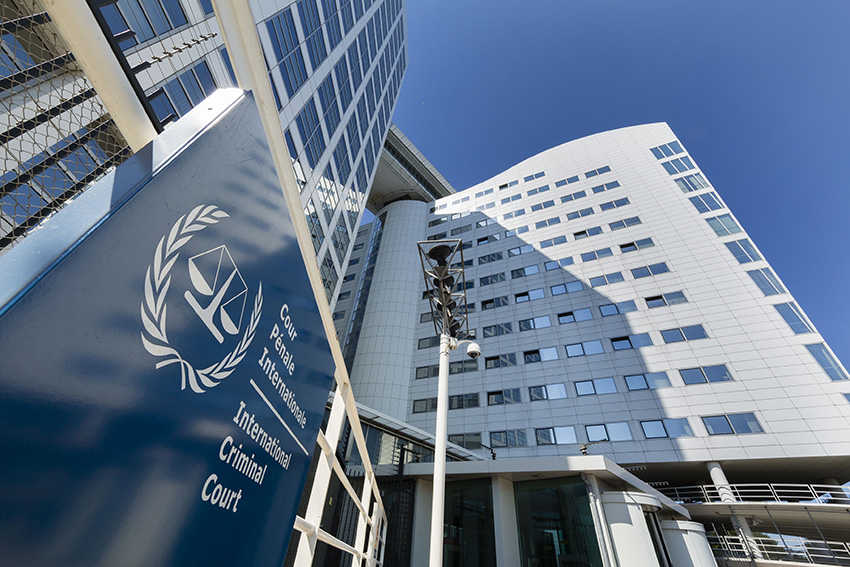 Views Of International Criminal Court The Hague As Dutch Prosecuters Consider War Crimes Probe Into Flight MH17