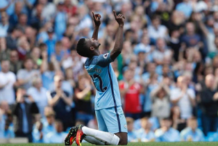 Kelechi Iheanacho upbeat about leading Manchester City's attack in Aguero's absence