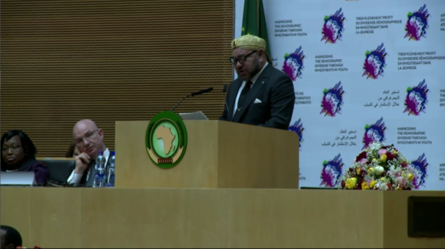 King-Mohammed-VI-at-the-African-Union-Summit-640x359