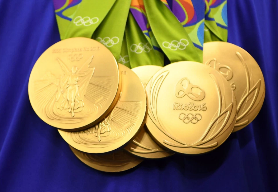 Tokyo 2020 medals to be made from - 1000.6KB