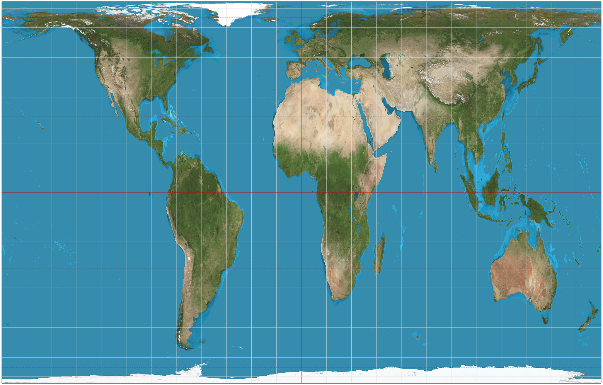 True Size Map Of The World.New World Map Reveals Africa S True Size Cgtn Africa
