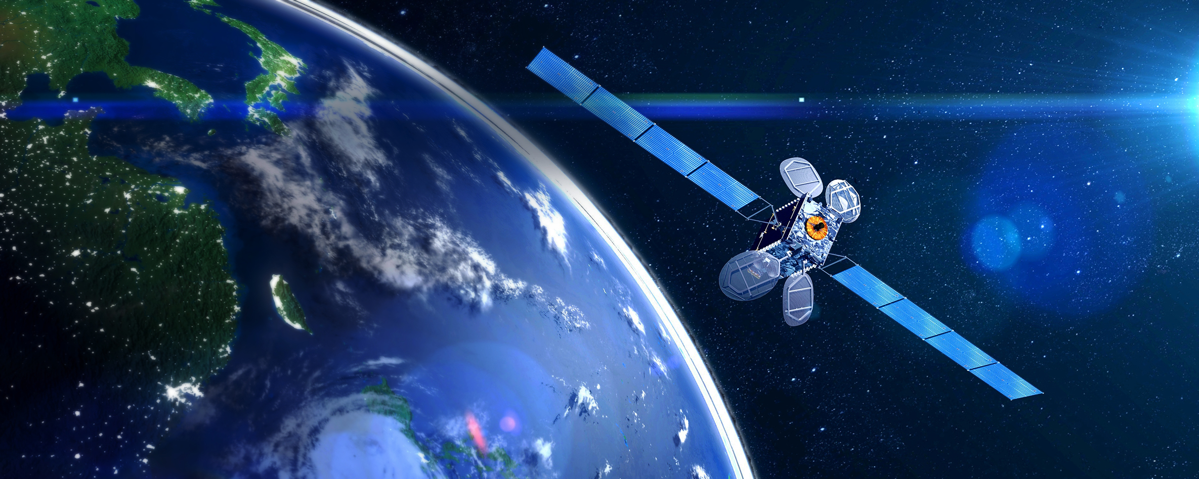 Ethiopia Building Its Own Satellite To Reduce Reliance On Foreign - Satellite image
