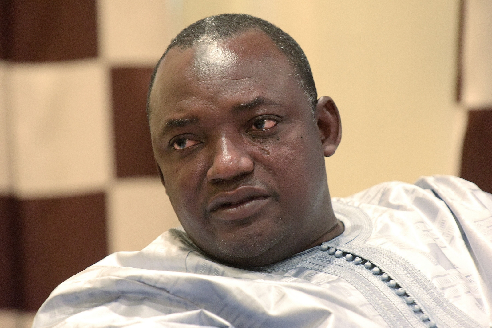 No official reason has been given for the dismissals, but many are speculating that it is strongly linked to their appointment by President Barrow's predecessor, Yahya Jammeh. Image courtesy: IBTimes UK