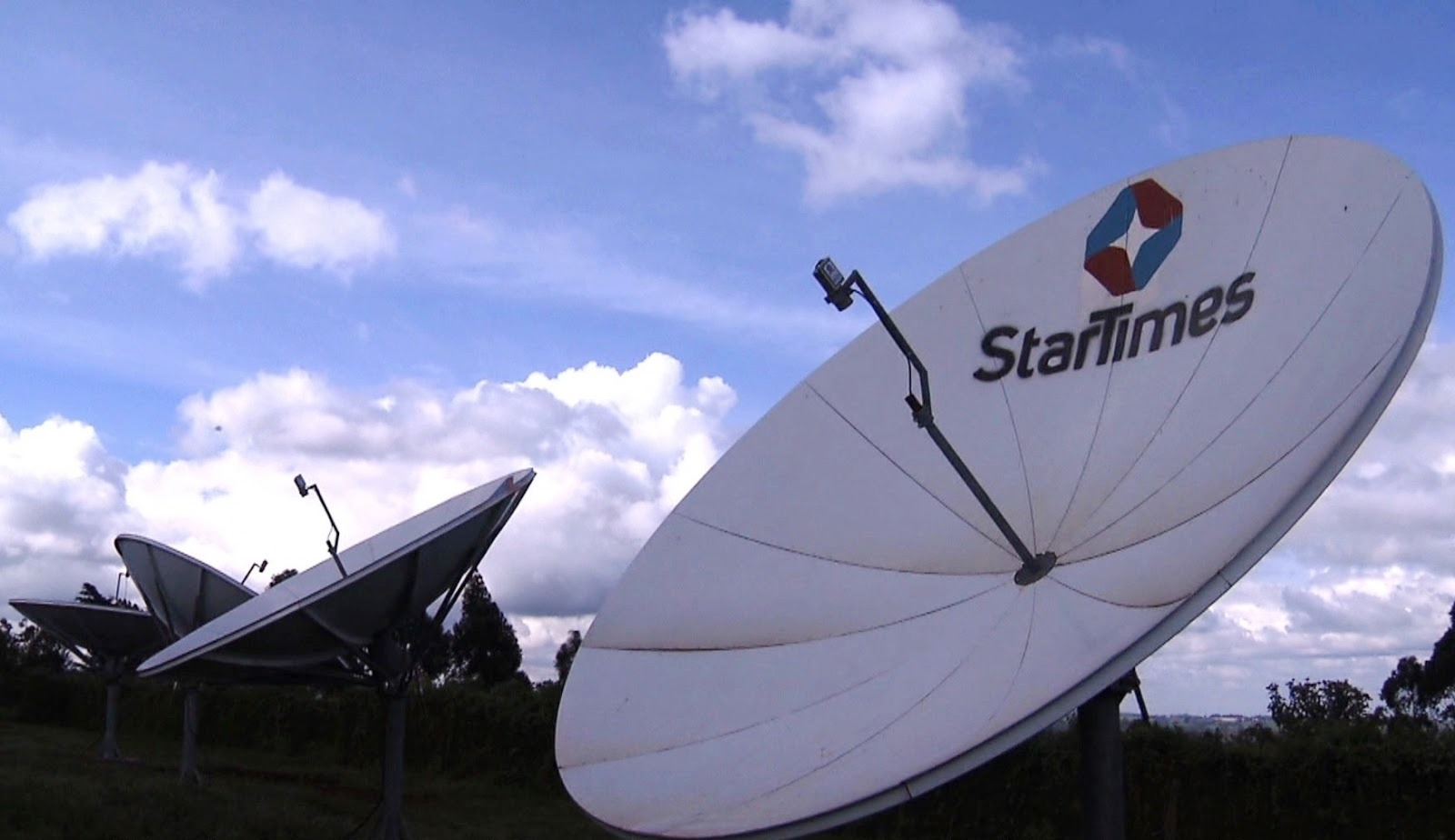 China hands over completed 300-village satellite TV project