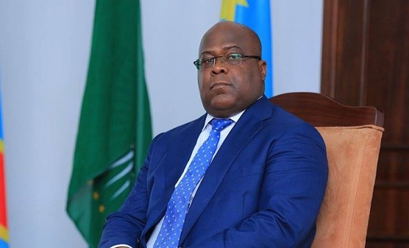 """DR Congo's president says """"some people confuse democracy and"""