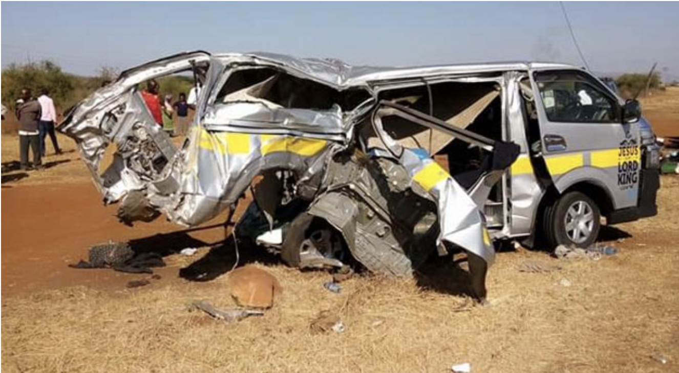 Seven killed in road accident in western Kenya | CGTN Africa