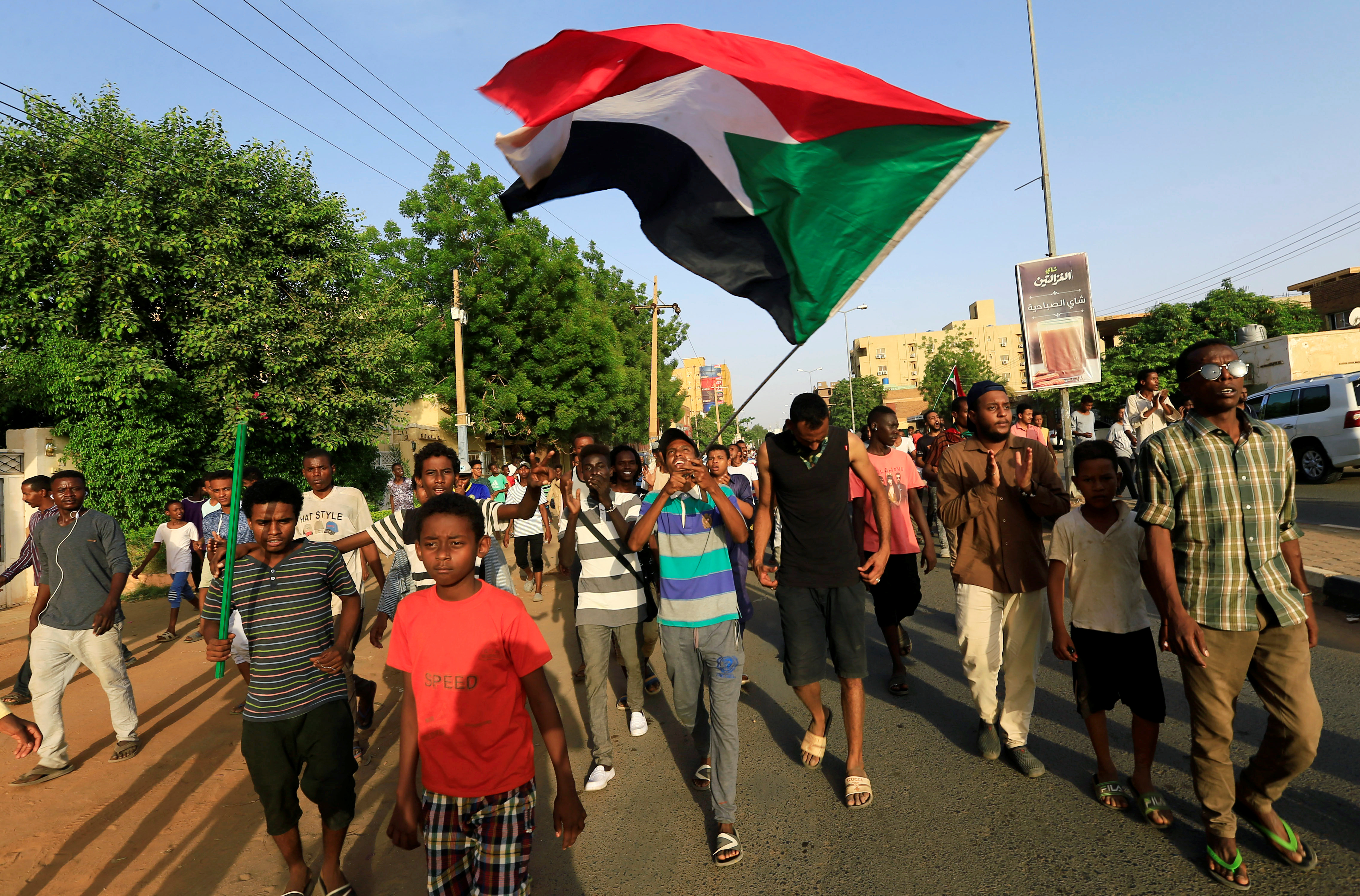 Sudan's Prosecution Sues Officers Over Involvement In