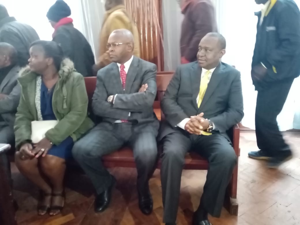 Image result for rotich in court