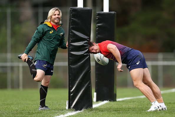 Springboks make 3 front-row changes for Argentina match
