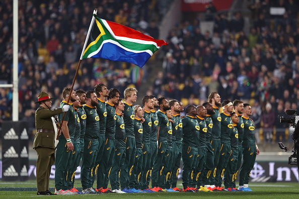 South Africa pick new front row for title tilt