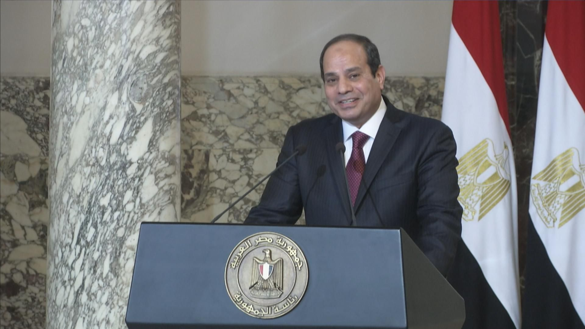 Talk Africa: Sisi's Second Term