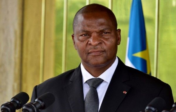 C.A.R. president says initiatives unveiled at FOCAC will help Africa develop