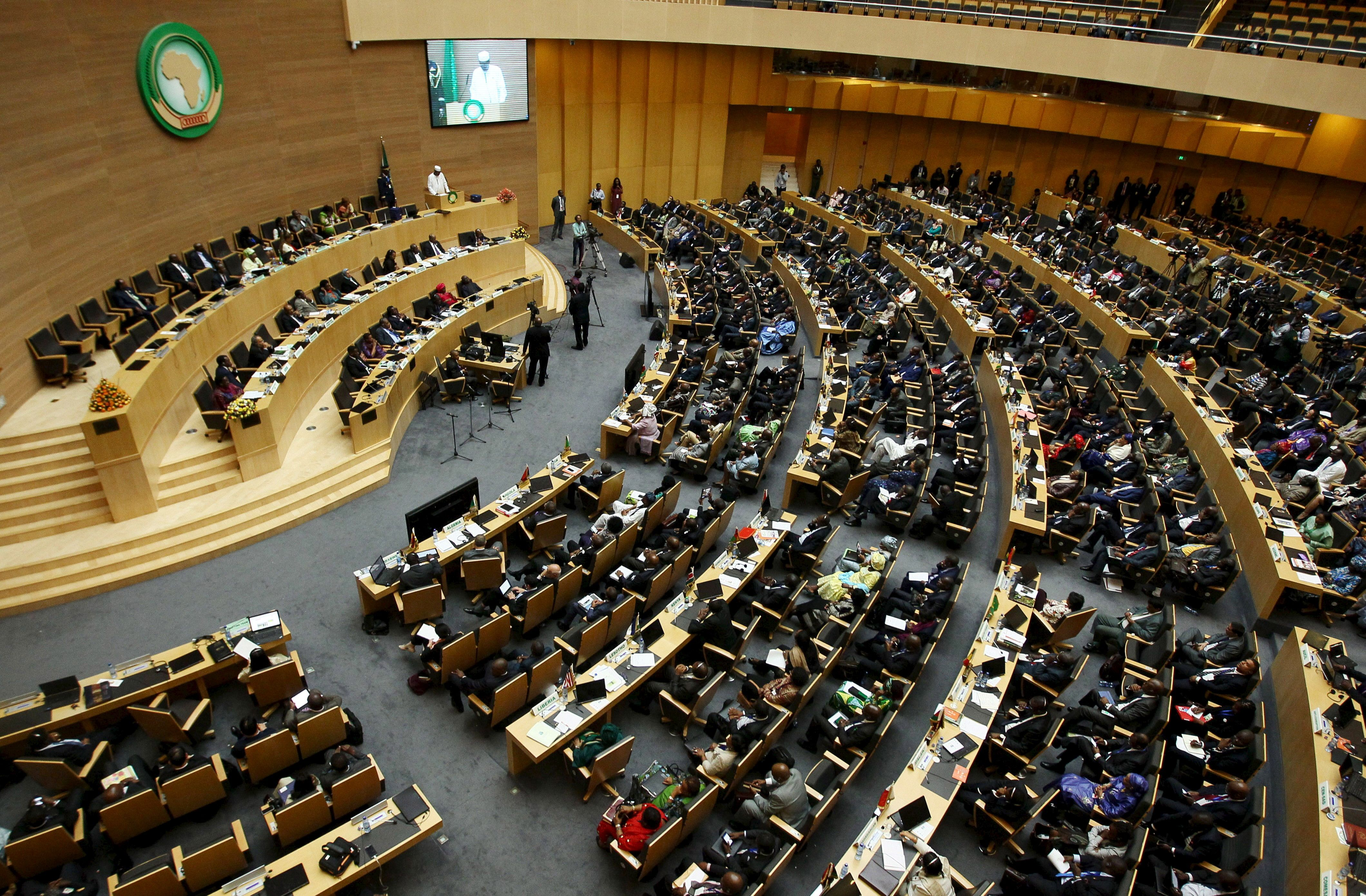 Talk Africa : Funding the African Union