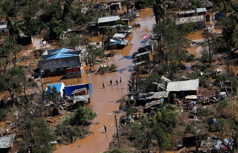 Frustration mounts in Mozambique's Beira over food, water shortages after cyclone