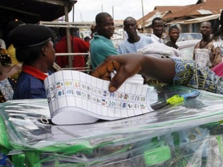 Nigeria Vote Counting