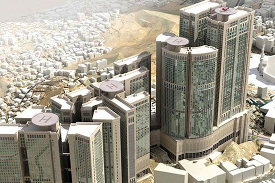 World's largest hotel planned for Saudi Arabia