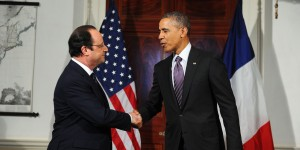 The White House says President Barack Obama has told French President Francois Hollande that the U.S. isn't targeting his communications.