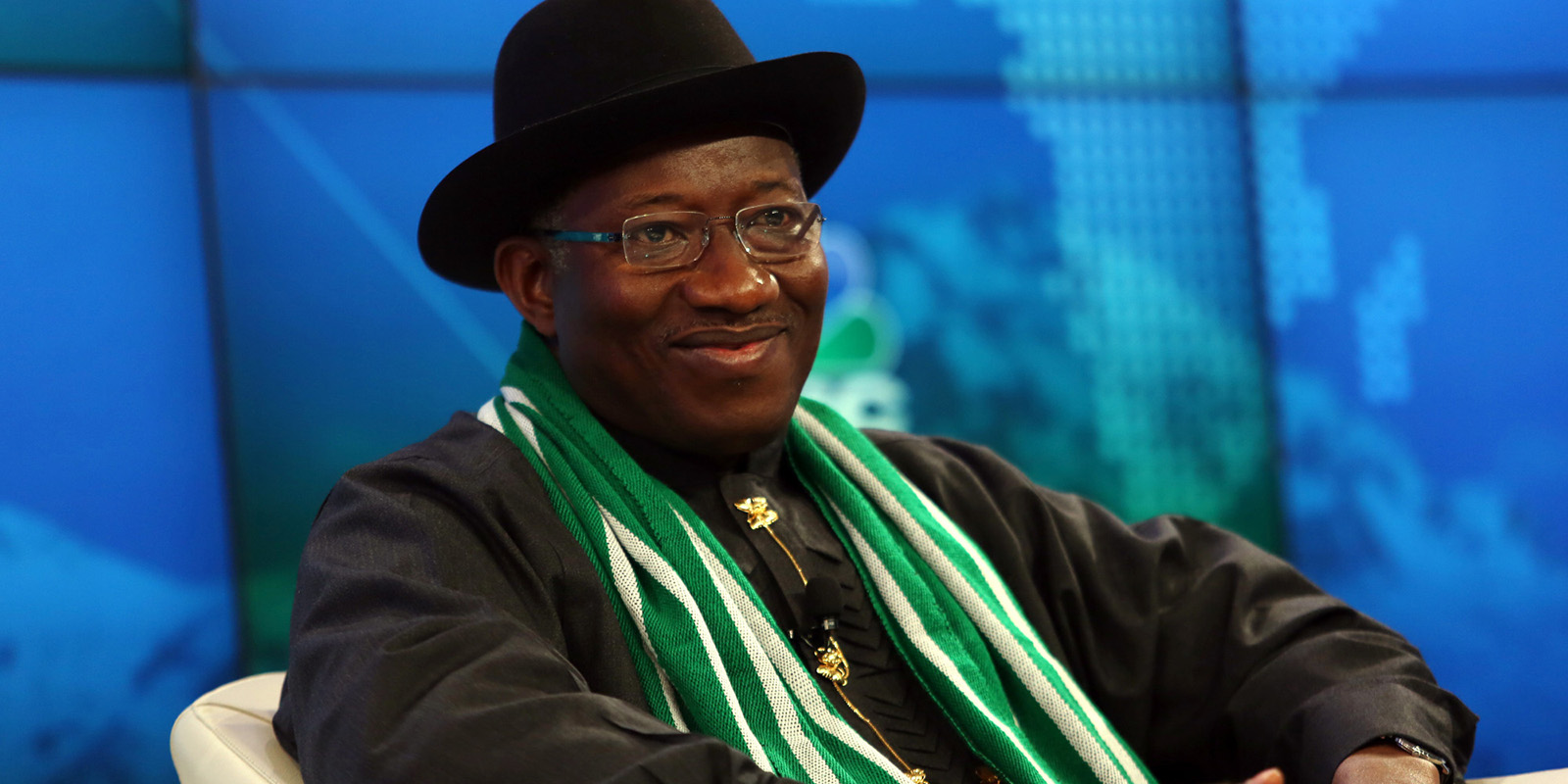Nigerian government - President Goodluck Jonathan
