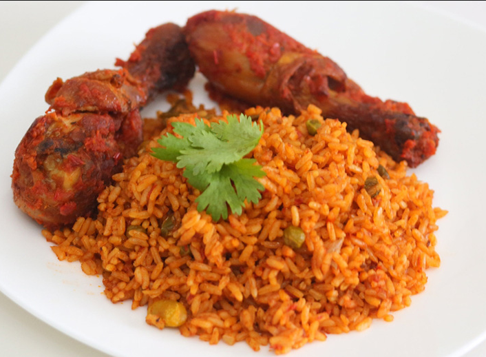 how to cook ghanaian jollof rice