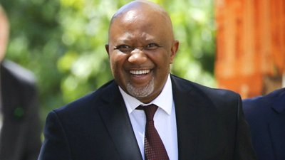 Mcebisi Jonas, deputy Minister of Finance, Picture courtesy