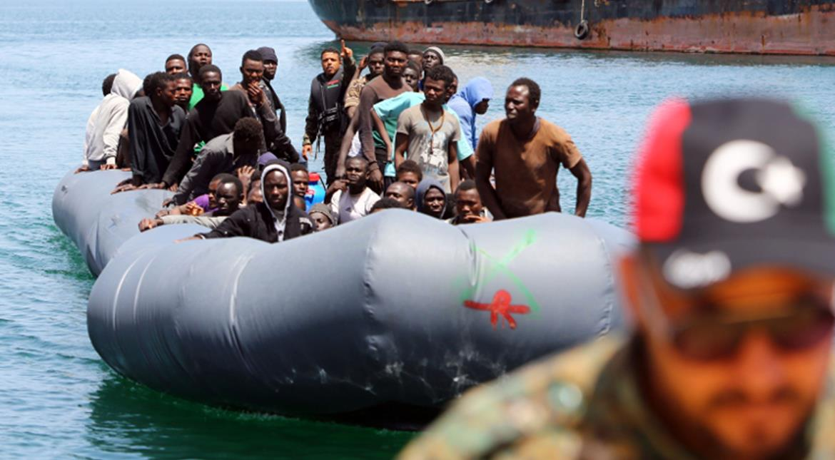 Politicians in Italy are calling for stiffer measures to tackle people smuggling and there are some suggestions that the those involved in the trade have intensified their efforts ahead of a bolstering of the Libyan coast guard. Image courtesy: WION