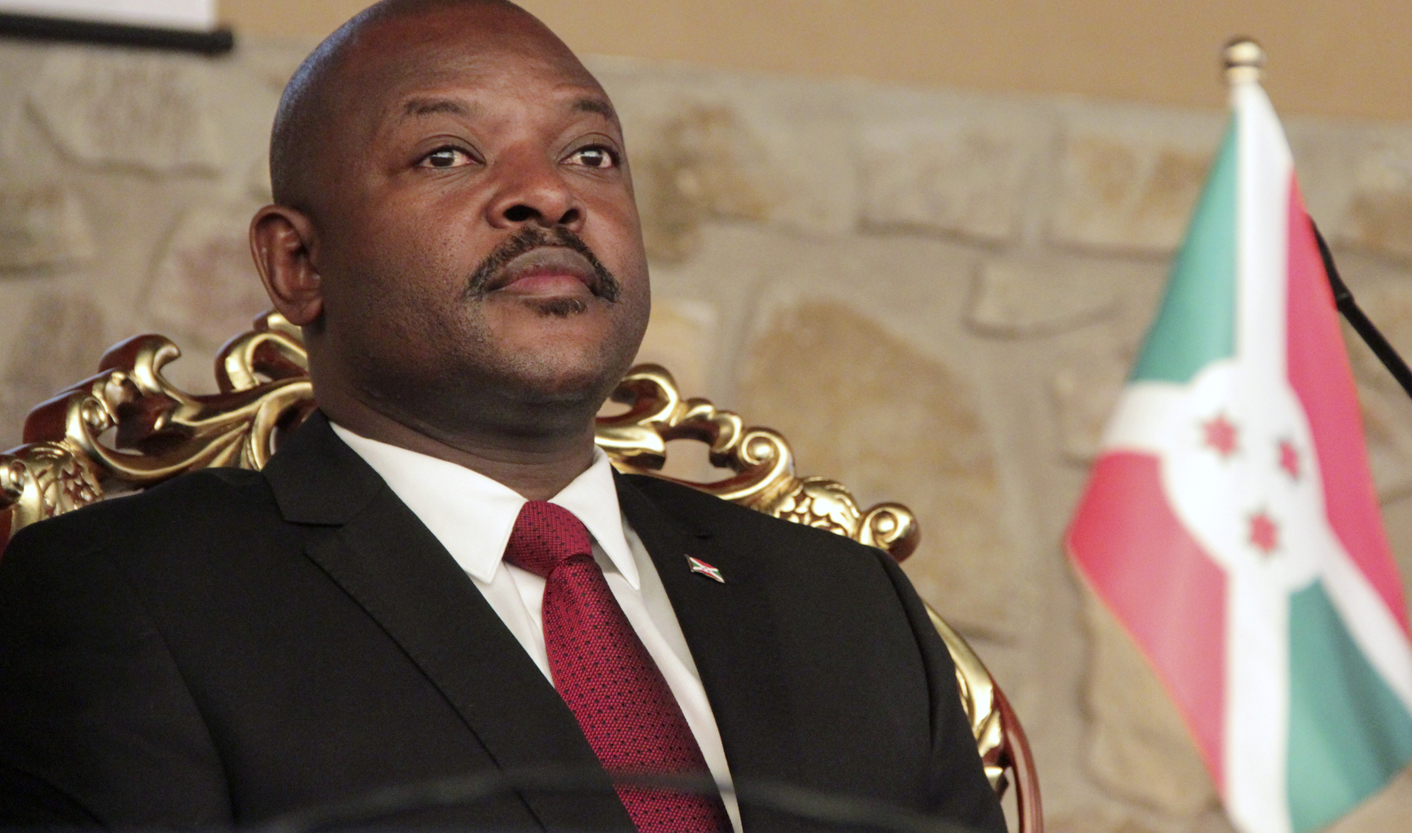 "Following the launch of a campaign this month by President Pierre Nkurunziza to ""moralise society"", the government has called out ""illegal marriages"", polygamy, bigamy and ""hundreds of schoolgirls getting pregnant"" as reasons for the population boom. Image courtesy: Afrique Inside"