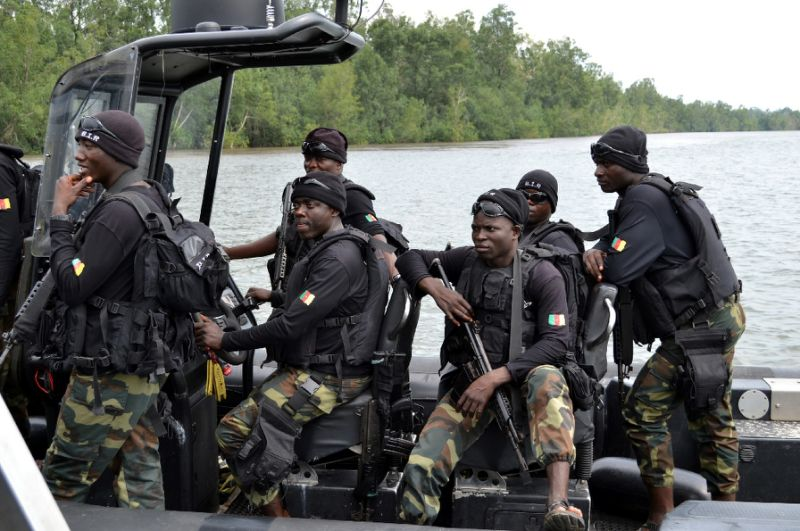 """The boat """"capsized on Sunday between the city of Limbe and Bakassi. There were dozens of troops on board, including a colonel,"""" the source told AFP, speaking on condition of anonymity. Image courtesy: Yahoo"""