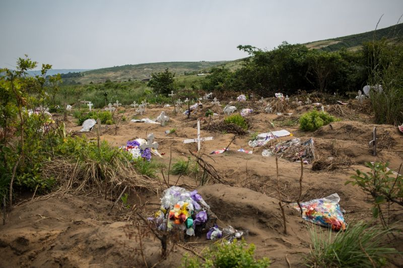 Non-governmental organisations have reported thousands of deaths by mass murder and summary execution in the DRC since 2002. Image courtesy: Yahoo