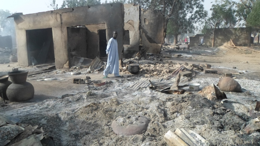 Boko Haram killed 278 people in Northeast Nigeria in the month of