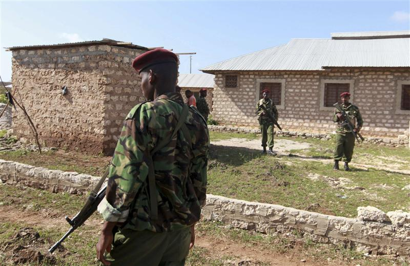 Somalia's Al-Shabaab militants have claimed a series of cross-border attacks in recent months, including a spate of roadside bombings targeting security forces and a mass beheading of non-Muslim civilians in Kenya's coastal Lamu district. Image courtesy: Geeska Africa