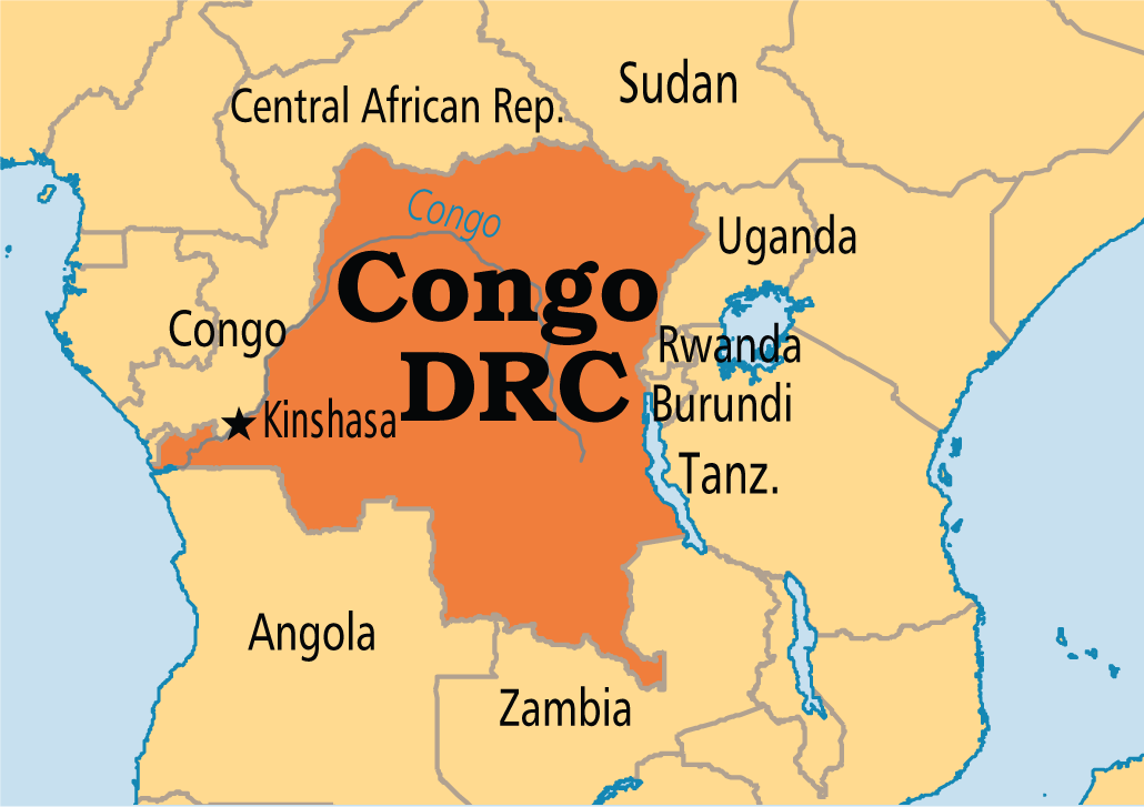 Congo rebel leader extradited from tanzania to face trial cgtn africa a renegade congolese gumiabroncs Gallery