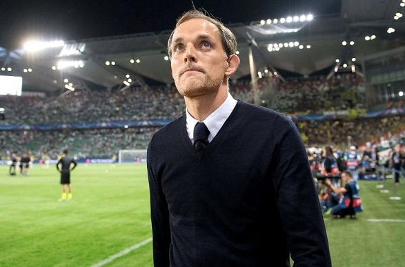 PSG announce Thomas Tuchel as new manager   CGTN Africa
