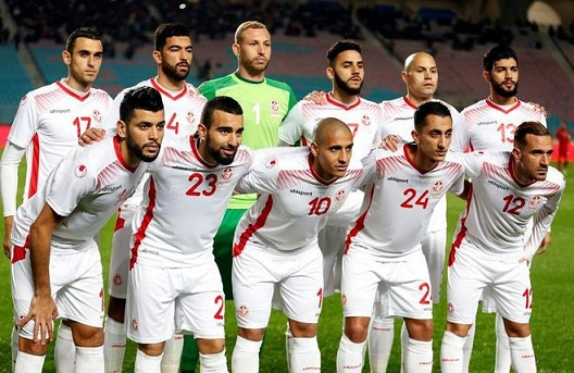 ba6698a7f53 World Cup bound Tunisia has lost ground in the latest FIFA rankings  released just a week before the start of the world s biggest football  competition.