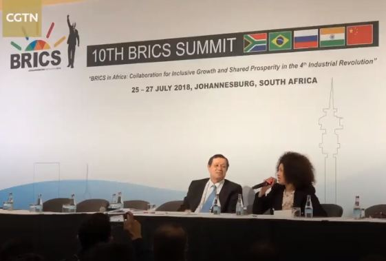 Trade wars won't happen in BRICS, says South African official