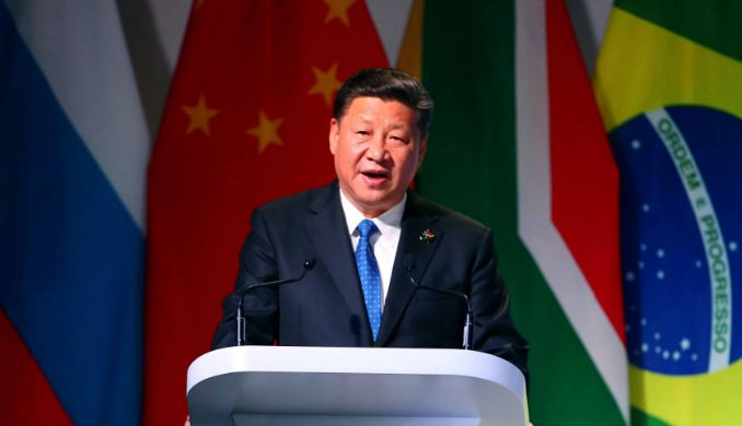 President Xi urges BRICS leaders to forge new path towards closer cooperation