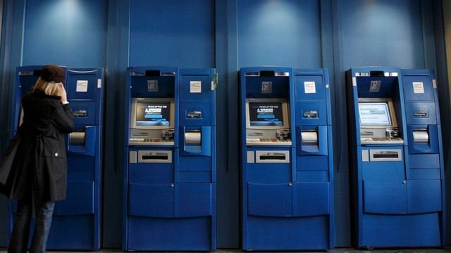 Thieves could steal millions through global ATM hack | CGTN