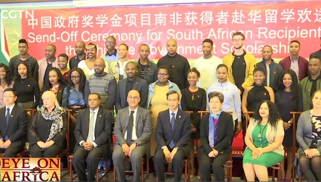 South African students granted bursaries to study in China | CGTN Africa