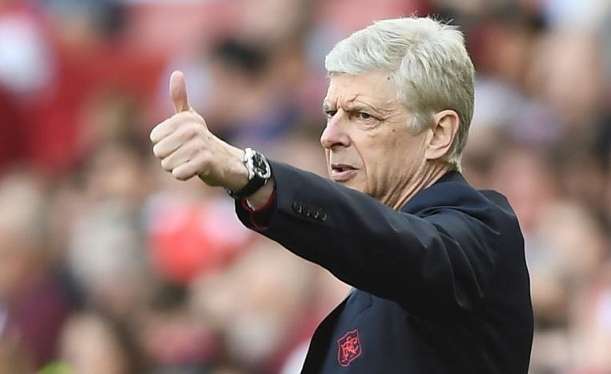Image for Arsene Wenger to Get Honor from George Weah