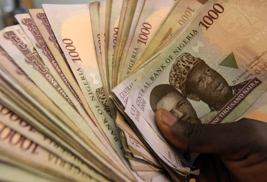 Nigerian Naira Slides To 3 Year Low On