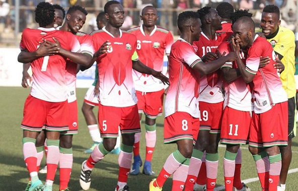 Image result for kenya beat ghana