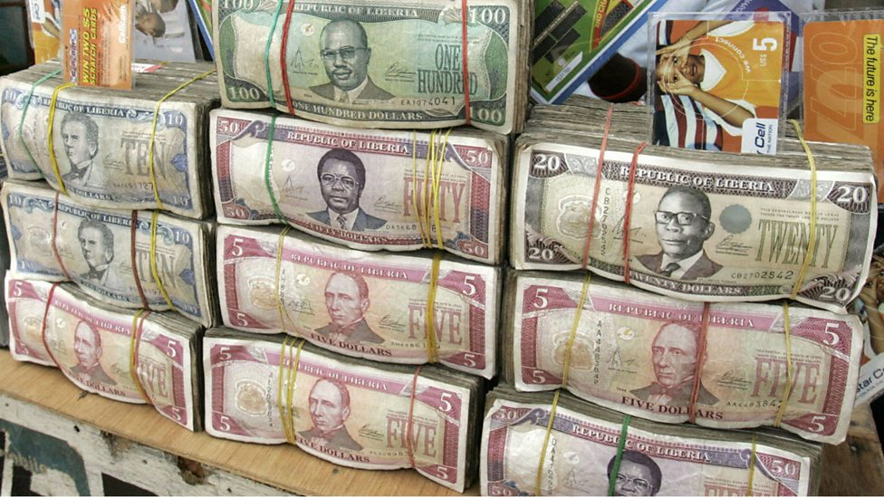 Liberian Government On Wednesday Confirmed It Is Probing The Disearance Of 104 Million U S Dollars From Central Bank Saying Missing Money Has