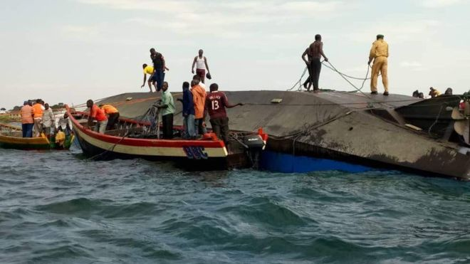 Image result for Death toll reaches 86 in Tanzania ferry disaster, hundreds feared missing