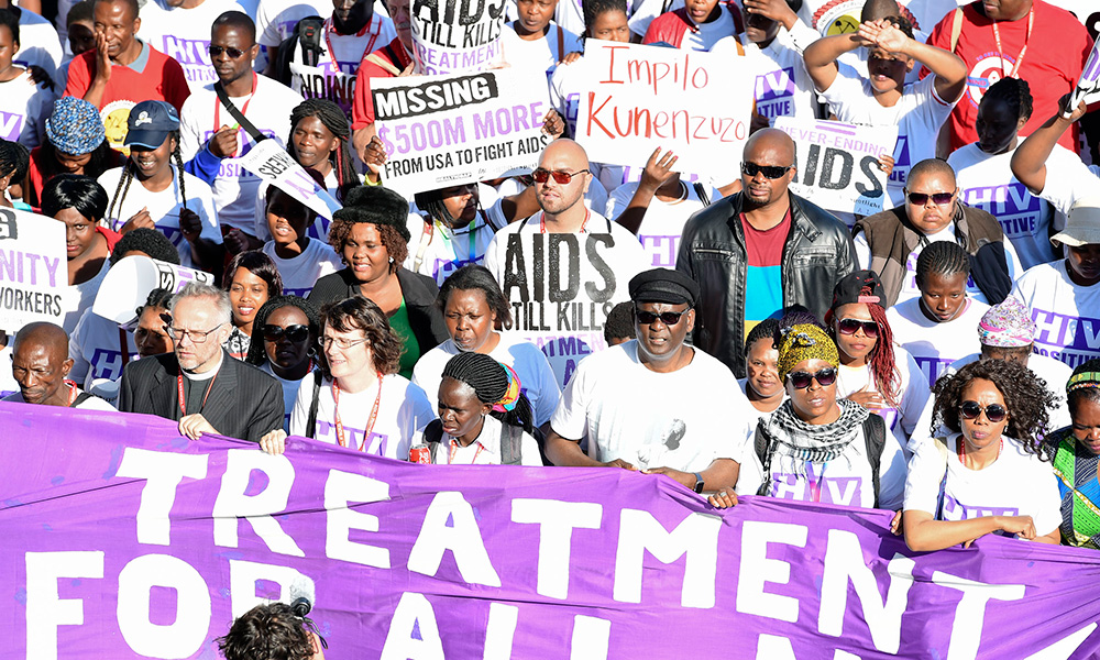 Young people must lead in the battle against HIV: South ...