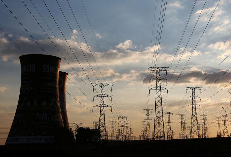 South Africa's Eskom extends power cuts to 4th day as capacity shortage  persists   CGTN Africa