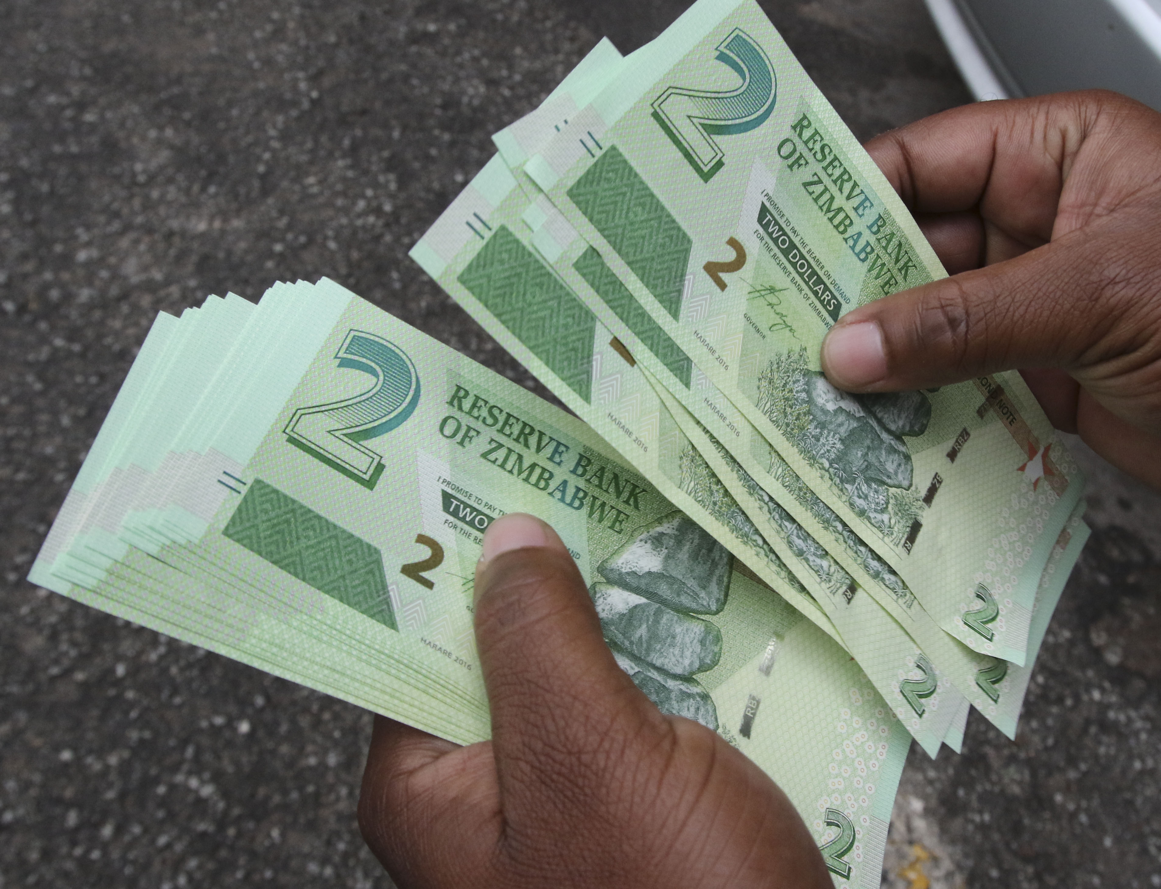 Zimbabwe Dismisses Reports Of A New Currency Release For